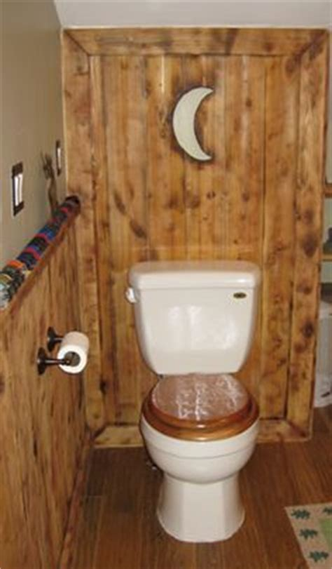 Outhouse Bathroom Ideas Outhouse Bathroom Bathroom Sets And Shower Curtain Hooks On Pinterest