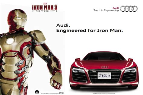 iron 3 audi brandchannel marvel ous product tie in 5 questions with