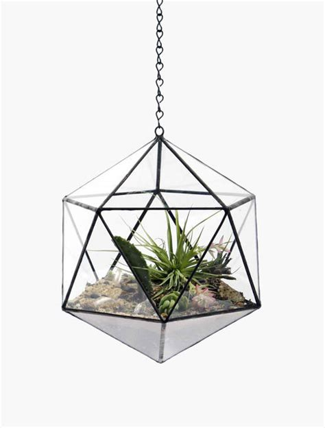 Glass Planters by Hanging Handmade Glass Terrariums And Planters By Score