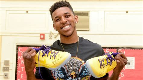 lakers house shoes image gallery nick young shoes