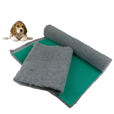 traditional grey vet bedding roll whelping fleece dog