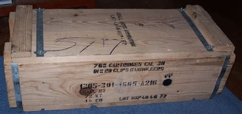army surplus rolla mo wtb wood ammo crates cmp forums