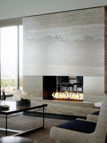 kaminofen wohnzimmer 25 best ideas about modern fireplaces on home