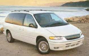 Chrysler Town And Country Size 1996 Chrysler Town And Country Gas Tank Size Specs View