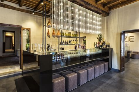 eco store pavia le zie wine bar by afa pavia italy 187 retail design