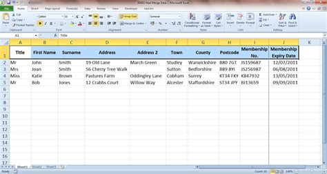 How To Merge Spreadsheets In Excel 2010 by Merge Spreadsheets In Excel Laobingkaisuo