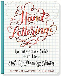 libro the artists guide to hand lettering an interactive guide to the art of drawing