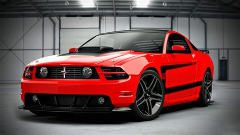 Modification Ford by Ford Mustang 302 2012