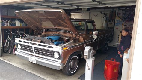 ford f 100 questions 1973 won t start cargurus