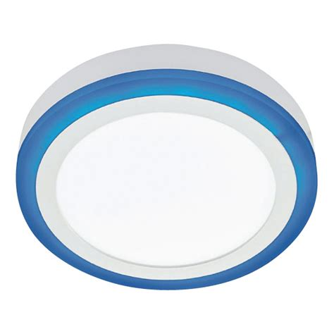 Blue Led Ceiling Lights Bright Ceiling Light Cool White Blue Led Frame Small Brights Store