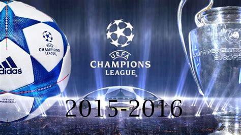 Calendario J League 2015 Chions League 2015 2016 Calendario Juventus