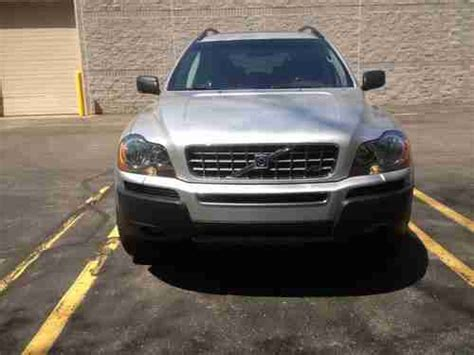 2006 volvo xc90 gas mileage buy used 2006 volvo xc90 v8 awd quot loaded quot in brighton