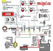 Wiring Diagram With Accessory Ignition And Start