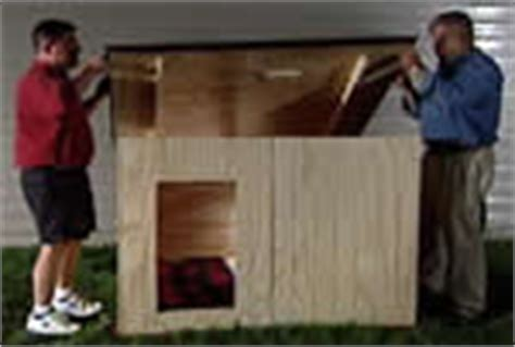 slanted roof dog house plans how to make a dog house 17 free plans plans 9 to 16