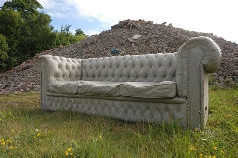material chesterfield sofa concrete canvas revolutionary building technology of the