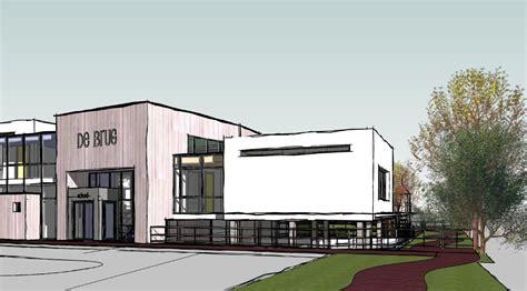 interieur beplanting in engels ontwerp basisschool met peuterspeelzaal architectengilde