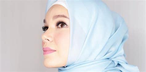 memakai jilbab modis  modern  tutorial