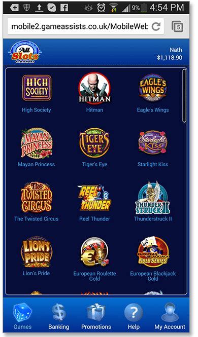 all slots mobile review of microgaming all slots site mobile