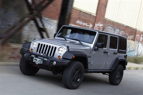 2012 Jeep Wrangler Limited New 2012 Wrangler Call Of Duty Mw3 Special Edition By
