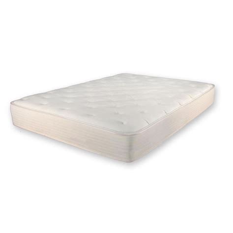 How Thick Is A Mattress by Size 10 Inch Thick Bonnell Coil Innerspring Mattress