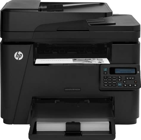 Printer Laserjet Black And White hp laserjet pro m225dn wireless black and white all in one