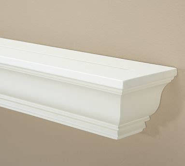 crown molding ledge 3 antique white traditional
