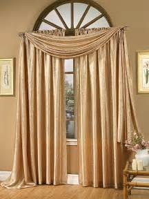 Inexpensive Sofa Slipcovers Whisper Crushed Satin Rod Pocket Curtains Paulshomefashions