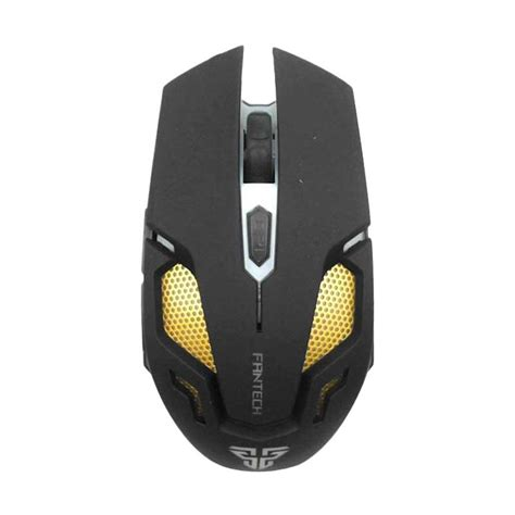 Mouse Gaming Fantech Kael V2 jual fantech v2 mouse gaming hitam harga