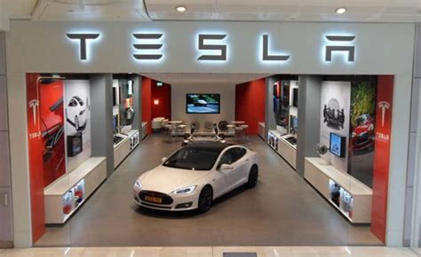 Tesla Motors Store Tesla Store Now Open In Uk