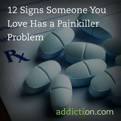 Can Ypu Someone Up From Detox by 12 Signs Someone You Has A Painkiller Problem