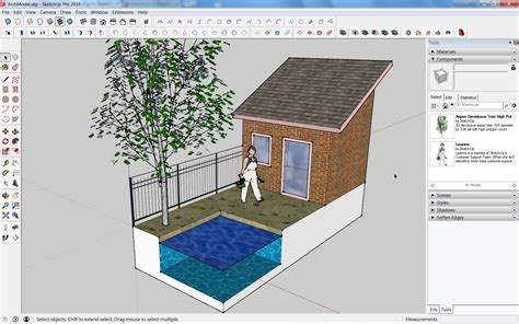 Sketchup Simplify Model getting your sketchup models to sketchfab the right way