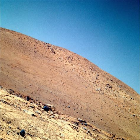 the color of mars the true color of mars and its atmosphere blue sky