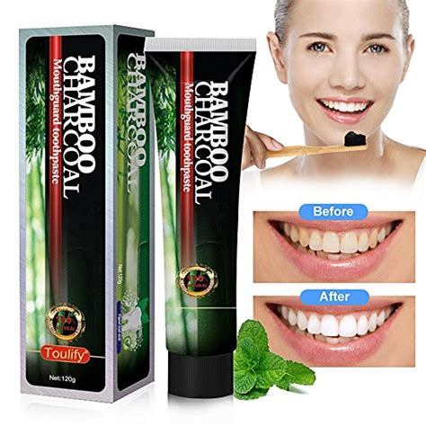 amazon activated charcoal teeth whitening toothpaste