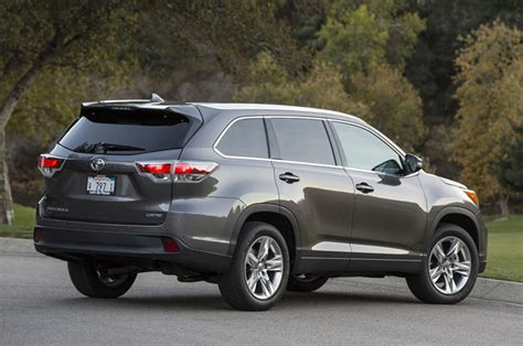 Toyota Highlander Recall Toyota Highlander Recall More Than 7000 Vehicles Affected