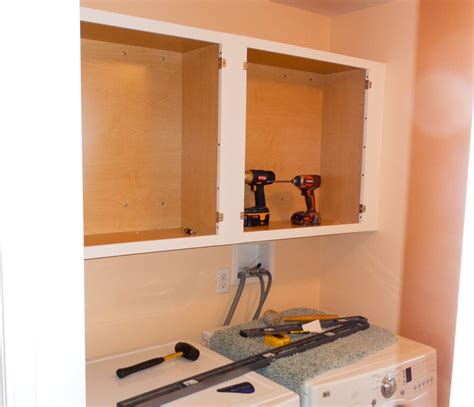 How To Install Wall Cabinets by 187 Tips For Hanging Wall Cabinets