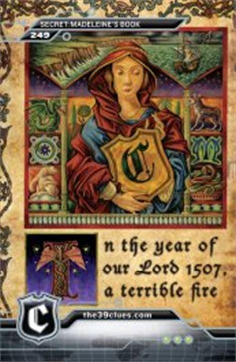 madeleine cahill   clues wiki