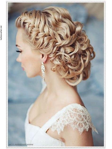 Brautfrisuren Halblange Haare by Brautfrisuren Lange Haare Geflochten Wallet