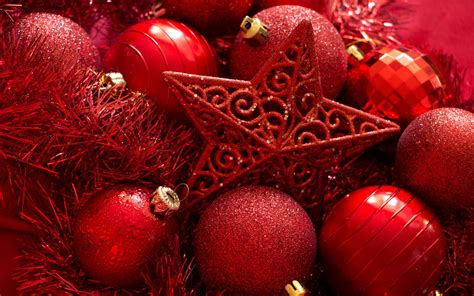 red christmas decorations christmas wallpaper 22228020 red christmas decoration hd desktop wallpaper widescreen
