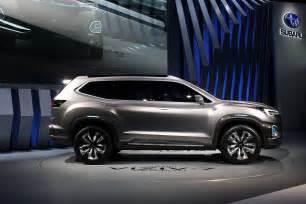 Subaru Suv 2018 Subaru Seven Seater Suv Hd Auto List Cars Auto