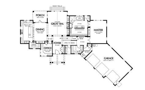 vacation floor plans house plan vacation house design plans