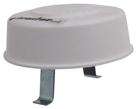 camco rv replacement plumbing vent cap polar white camco