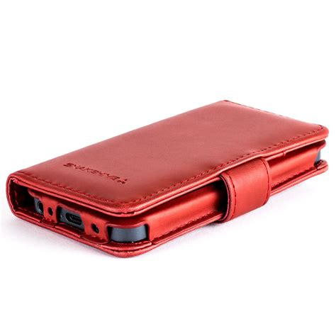 Premium Leather Casing Kulit Kualitas Premium For Iphone 566 snakehive 174 premium leather wallet flip cover for apple iphone 5 5s se ebay