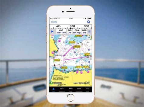 boat navigation app powerful new boat navigation app for your smartphone