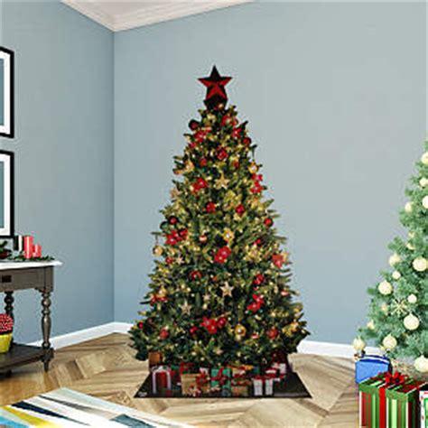 christmas tree wall decal shop fathead 174 for christmas decor