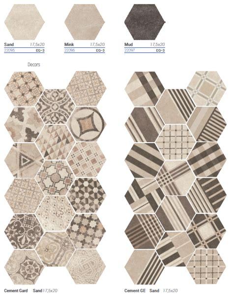 Dannis D Hexagonal carreaux de ciment hexagonal finest carreaux de ciment
