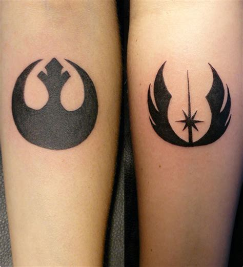 simple star wars tattoos wars tattoos designs ideas and meaning tattoos for you