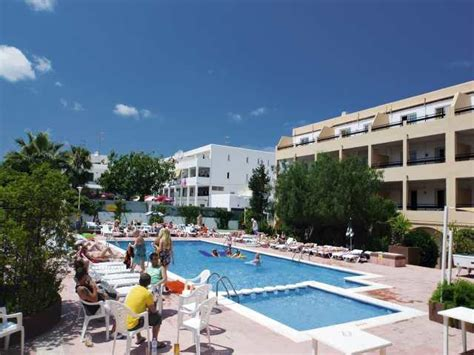 Azuline Sunshine Apartments San Antonio Bay Ibiza Spain