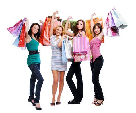 banco de im 225 genes chicas de compras it s shopping time