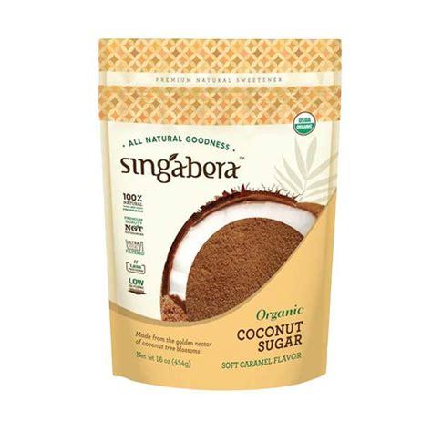 Coconut Sugar Gula Kelapa jual singabera organic coconut sugar gula kelapa organik