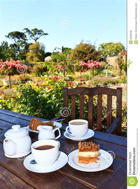 Garden Tea by Garden Tea Royalty Free Stock Images Image 22258189